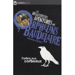 Les désastreuses Aventures des Orphelins Baudelaire - Tome 7