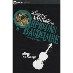 Les désastreuses Aventures des Orphelins Baudelaire - Tome 5