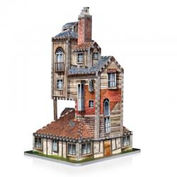 (415 Pièces) - Harry Potter (TM) : La Maison des Weasley