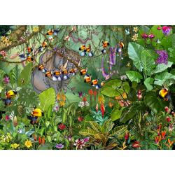 (500 Pièces) - François Ruyer - Jungle