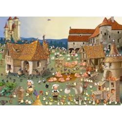 (300 Pièces) - François Ruyer - Ferme