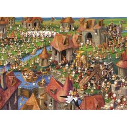 (300 Pièces) - François Ruyer - Lapins !