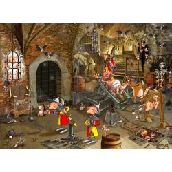 (300 Pièces) - François Ruyer : Oubliettes