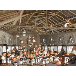 (300 Pièces) - François Ruyer: Dortoir