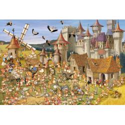 (12 Pièces XXL) - François Ruyer: Le Château des Lapins