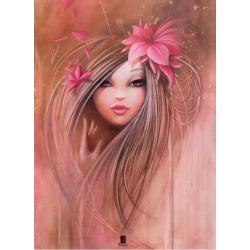 (300 Pièces) - Misstigri : Sweet Pinky Girl