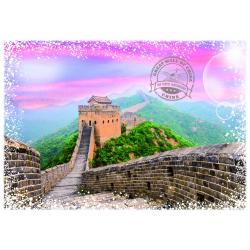 (1000 Pièces) - Travel around the World - Chine