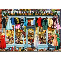 (1000 Pièces) - The Clothing Emporium