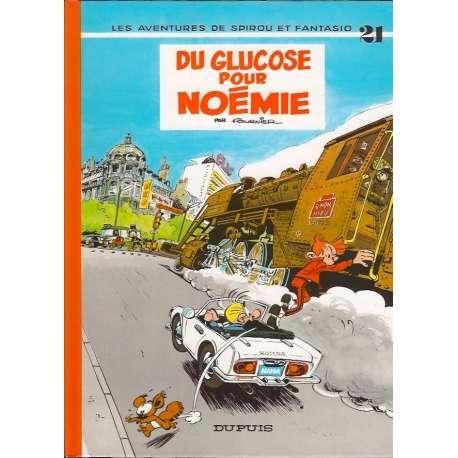Spirou et Fantasio - Tome 21 - Du glucose pour Noémie