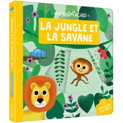 La jungle et la savane - Album