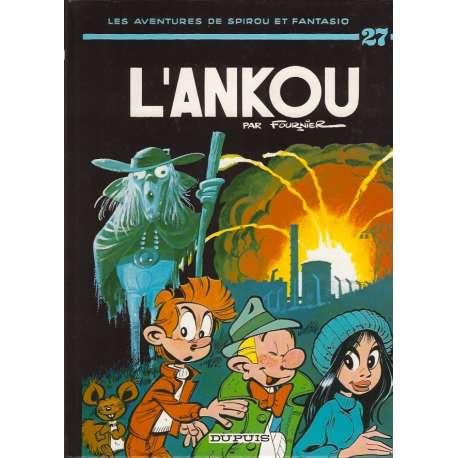 Spirou et Fantasio - Tome 27 - L'Ankou
