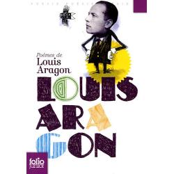 Poèmes de Louis Aragon - Poche