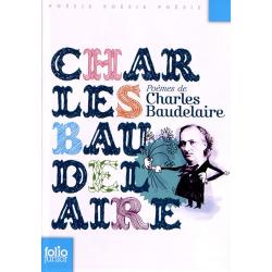 Poèmes de Charles Baudelaire - Poche