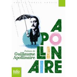 Poèmes de Guillaume Apollinaire - Poche