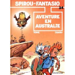 Spirou et Fantasio - Tome 34 - Aventure en Australie