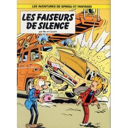 Spirou et Fantasio - Tome 32 - Les faiseurs de silence