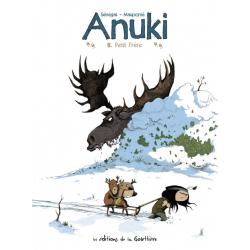 Anuki - Tome 8 - Petit frère