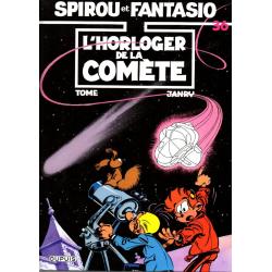 Spirou et Fantasio - Tome 36 - L'horloger de la comète