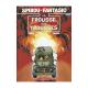 Spirou et Fantasio - Tome 40 - La frousse aux trousses