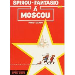 Spirou et Fantasio - Tome 42 - Spirou et Fantasio à Moscou