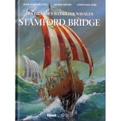 Grandes batailles navales (Les) - Tome 6 - Stamford Bridge