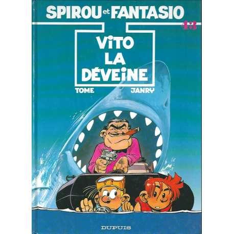 Spirou et Fantasio - Tome 43 - Vito la déveine