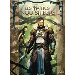 Maîtres Inquisiteurs (Les) - Tome 14 - Shenkaèl