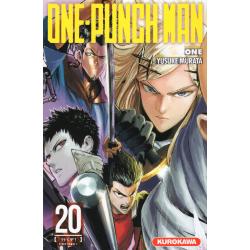 One-Punch Man - Tome 20 - C'est parti !