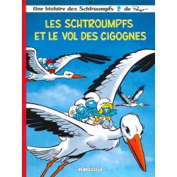 Schtroumpfs (Les) - Tome 38 - Les Schtroumpfs et le vol des cigognes