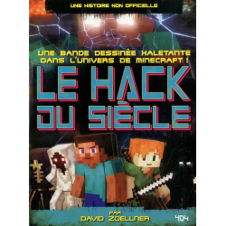 Le hack du siècle - Une histoire non officielle Minecraft - Album