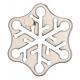 Casse-Tête Huzzle Cast Snow (diff.2)