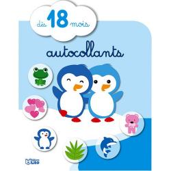 Autocollants Les pingouins - Album
