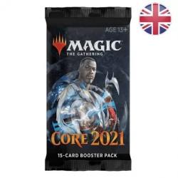 MTG Edition de Base 2021 : Booster EN