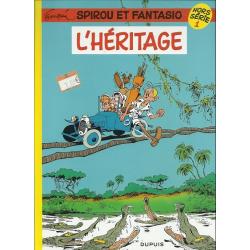 Spirou et Fantasio - L'héritage