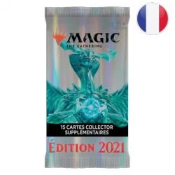 MTG Edition de Base 2021 : Collector Booster FR