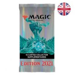 MTG Edition de Base 2021 : Collector Booster EN