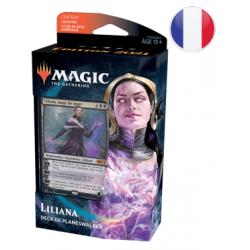 MTG Edition de Base 2021 : Planeswalker Deck Noir - Liliana FR