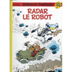 Spirou et Fantasio - Radar le robot