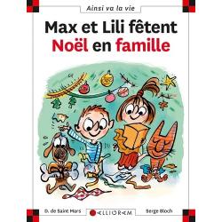 Max et Lili fêtent Noël en famille - Album