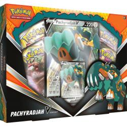 Coffret Pokémon Pachyradjah V Juin 2020