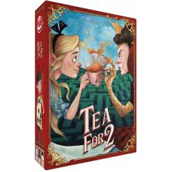 Tea for 2 + 1 Pièce Métal Bonus