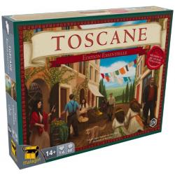 Viticulture : Toscane - Éd. Essentielle