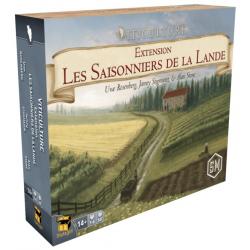 Viticulture : Les Saisonniers de la Lande