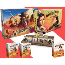 PACK Spécial Saga Western Legends