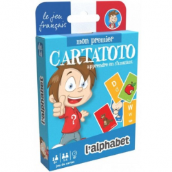 Cartatoto Alphabet
