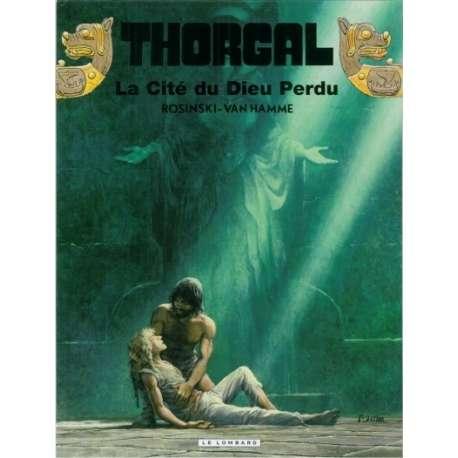 Thorgal - Tome 12 - La cité du dieu perdu