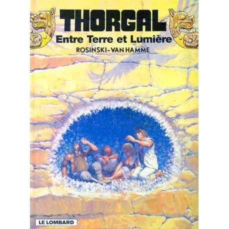 Thorgal - Tome 13 - Entre terre et lumière