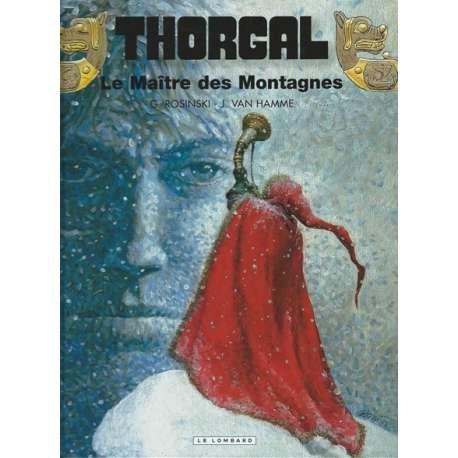 Thorgal - Tome 15 - Le maître des montagnes