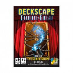 Deckscape : Derrière Le Rideau