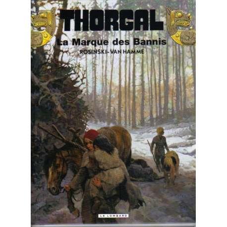 Thorgal - Tome 20 - La marque des bannis